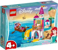 LEGO Disney - Ariel's Seaside Castle (41160)