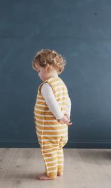Woolbabe: Duvet Sleeping Suit - Kowhai (2 Years) image