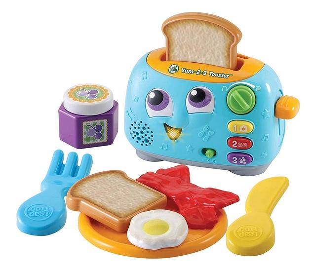Leapfrog - Yum-2-3 Toaster
