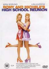Romy & Michelle's High School Reunion on DVD