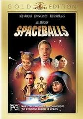 Spaceballs - Gold Edition on DVD