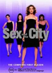 Sex And The City - Season 1 (2 Disc) on DVD