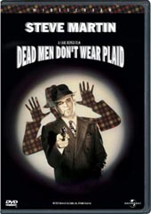 Dead Men Don't Wear Plaid on DVD