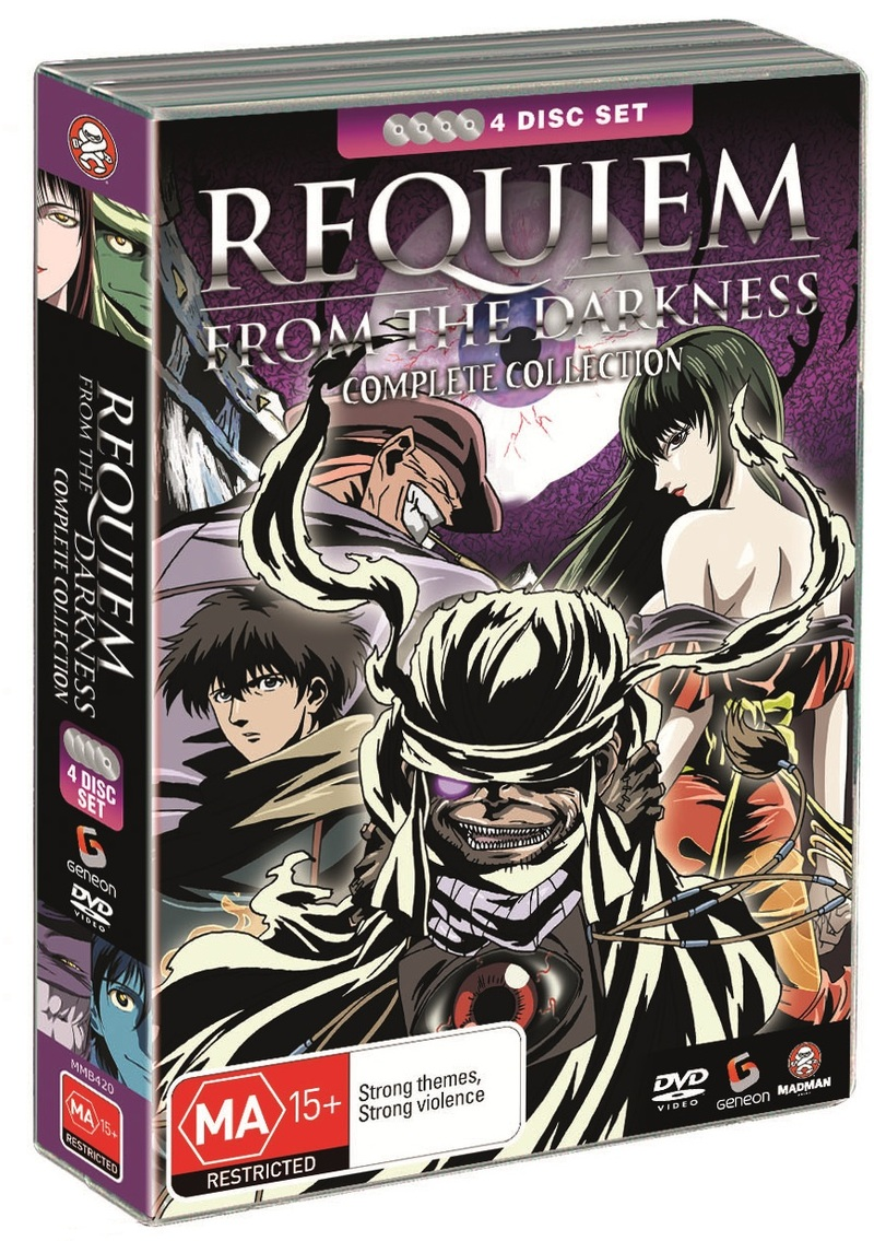 Requiem: From The Darkness Complete Collection on DVD image