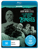 Hammer Horror: The Plague of the Zombies on DVD, Blu-ray