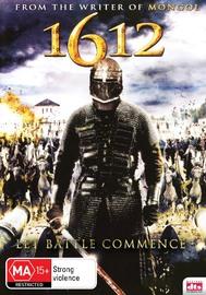 1612 on DVD