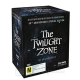 The Twilight Zone: The Original Series - 50th Anniversary Box Set DVD