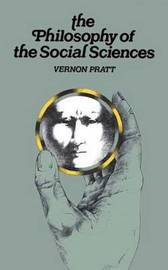 Philosophy and the Social Sciences by Vernon Pratt image