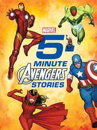 5-Minute Avengers Stories by Marvel Press Book Group