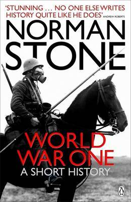 World War One by Norman Stone image