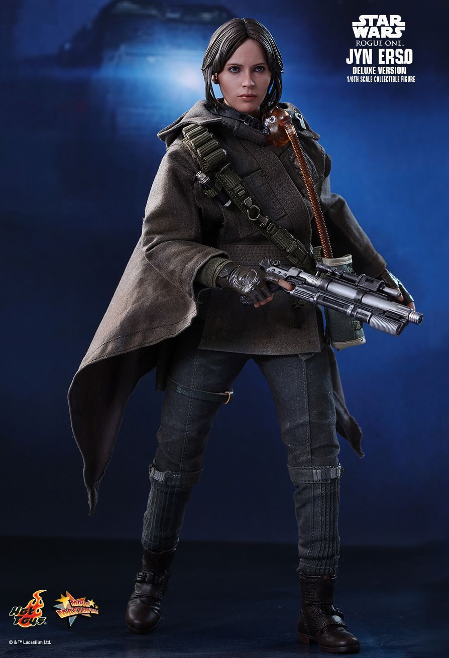 """Star Wars: Rogue One - Jyn Erso (Deluxe Version) - 12"""" Scale Figure image"""