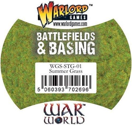 Warlord Scenics: Summer Grass