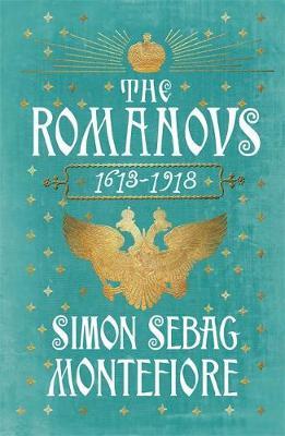 The Romanovs by Simon Sebag Montefiore image