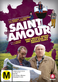 Saint Amour on  image