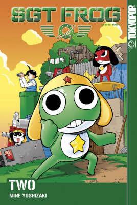 Sgt. Frog: v. 2 by Mine Yoshizaki