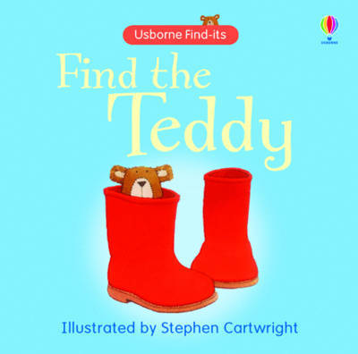 Find the Teddy by Claudia Zeff image