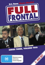 Full Frontal (1993) - Series 3: Vol. 2 (2 Disc Set) on DVD