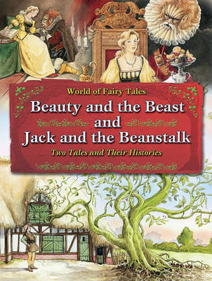 Beauty and the Beast and Jack and the Beanstalk by Carron Brown image