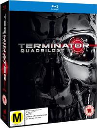 Terminator Collection on Blu-ray