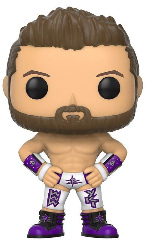 WWE - Zack Ryder Pop! Vinyl Figure (LIMIT - ONE PER CUSTOMER) image