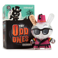 The Odd Ones by Scott Tolleson - Mini-Figure