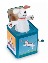 Jack Rabbit Creations: Classic Jack in the Box - Dog