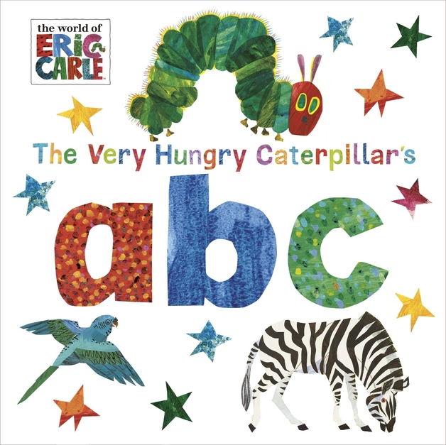 The Very Hungry Caterpillar's abc by Eric Carle