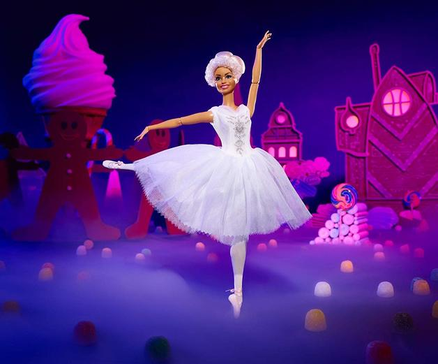 Barbie: The Nutcracker & The Four Realms - Nutcracker Ballerina Doll