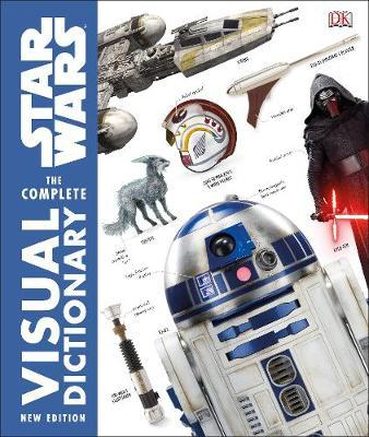 Star Wars The Complete Visual Dictionary New Edition by Pablo Hidalgo image