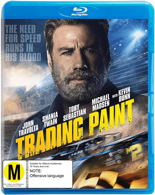 Trading Paint on Blu-ray