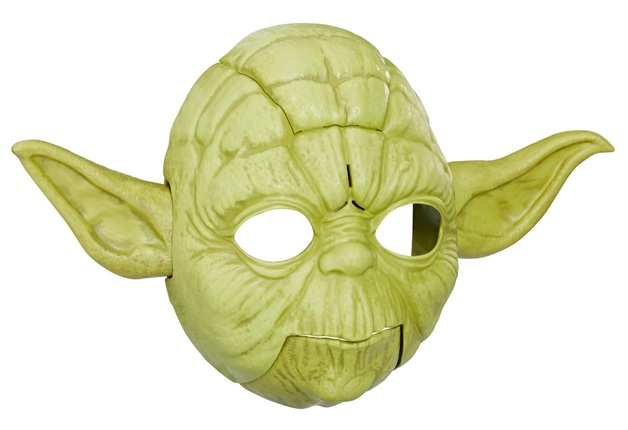 Star Wars: Yoda - Electronic Roleplay Mask
