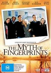 The Myth Of Fingerprints on DVD