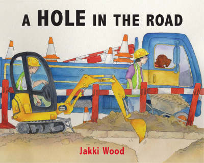 A Hole in the Road by Jakki Wood image