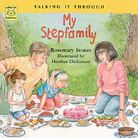 My Stepfamily by Rosemary Stones image