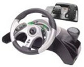 Madcatz MC2 Steering Wheel for Xbox