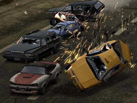 Burnout: Revenge for Xbox image