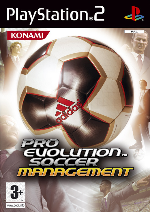Pro Evolution Soccer Management for PlayStation 2