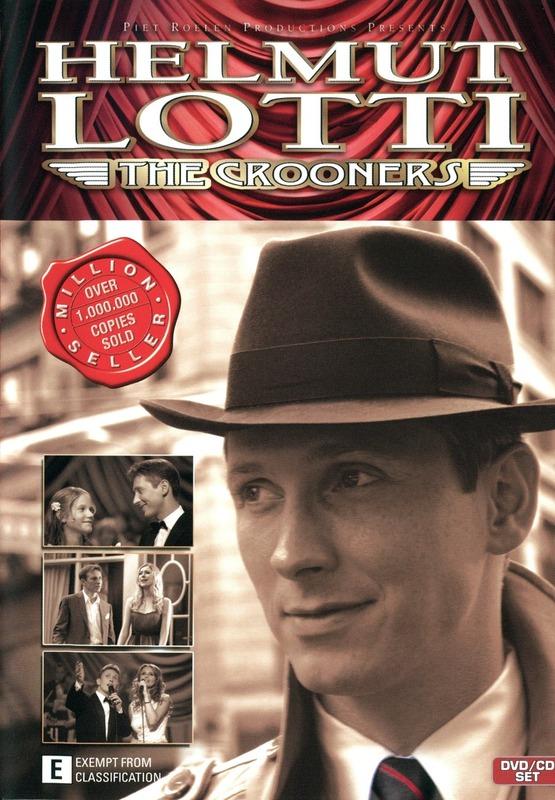 Helmut Lotti: The Crooners (DVD & CD Set) on DVD
