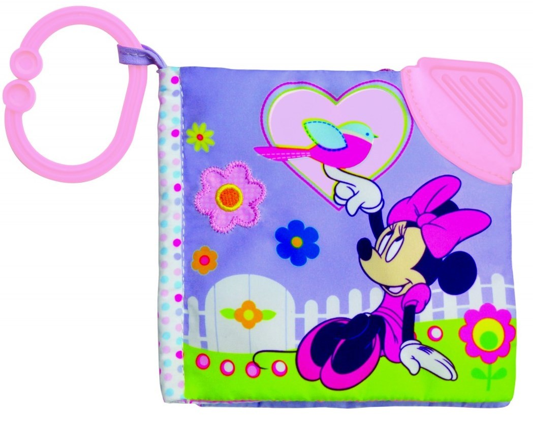 Minnie Mouse Soft Book image