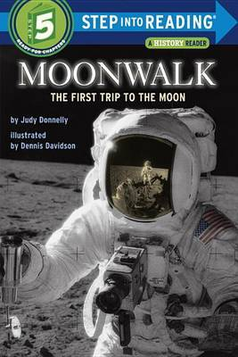 Moonwalk by Donnelly Golden Books
