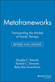 Metaframeworks by D.C. Breunlin