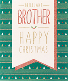 Brother Christmas Card