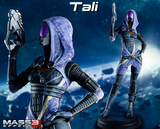 Mass Effect Tali'Zorah vas Normandy 1/4 Statue