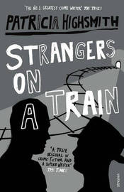 Strangers On A Train by Patricia Highsmith image