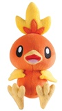 "Pokémon - 8"" Torchic - Basic Plush"