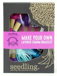 Seedling: Make Your Own Layered Charm Bracelet