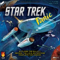Star Trek Panic - Board Game