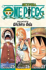 One Piece Omnibus 9: Skypeia 25-26-27 (3 Books in 1) by Eiichiro Oda