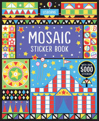 Mosaic Sticker Book by Joanne Kirby image