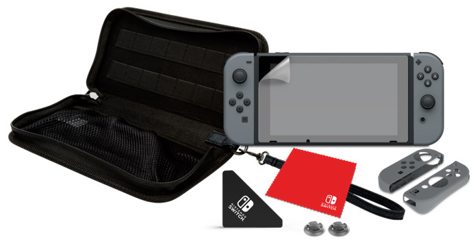 Nintendo Switch Starter Kit for Nintendo Switch image